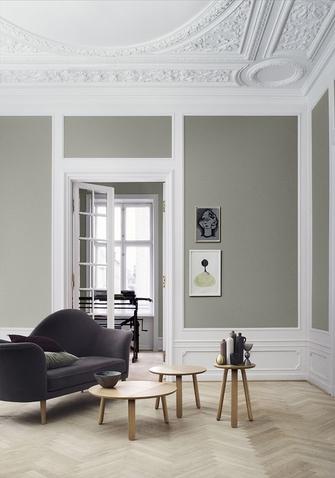 Réalisation d'un plafond décoratif
